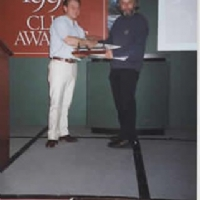 1999 club personality of the year